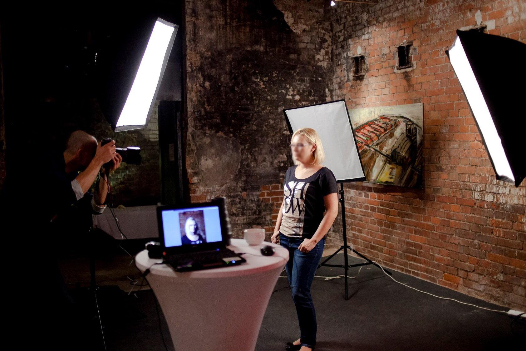 fotograficzne warsztaty dla firm