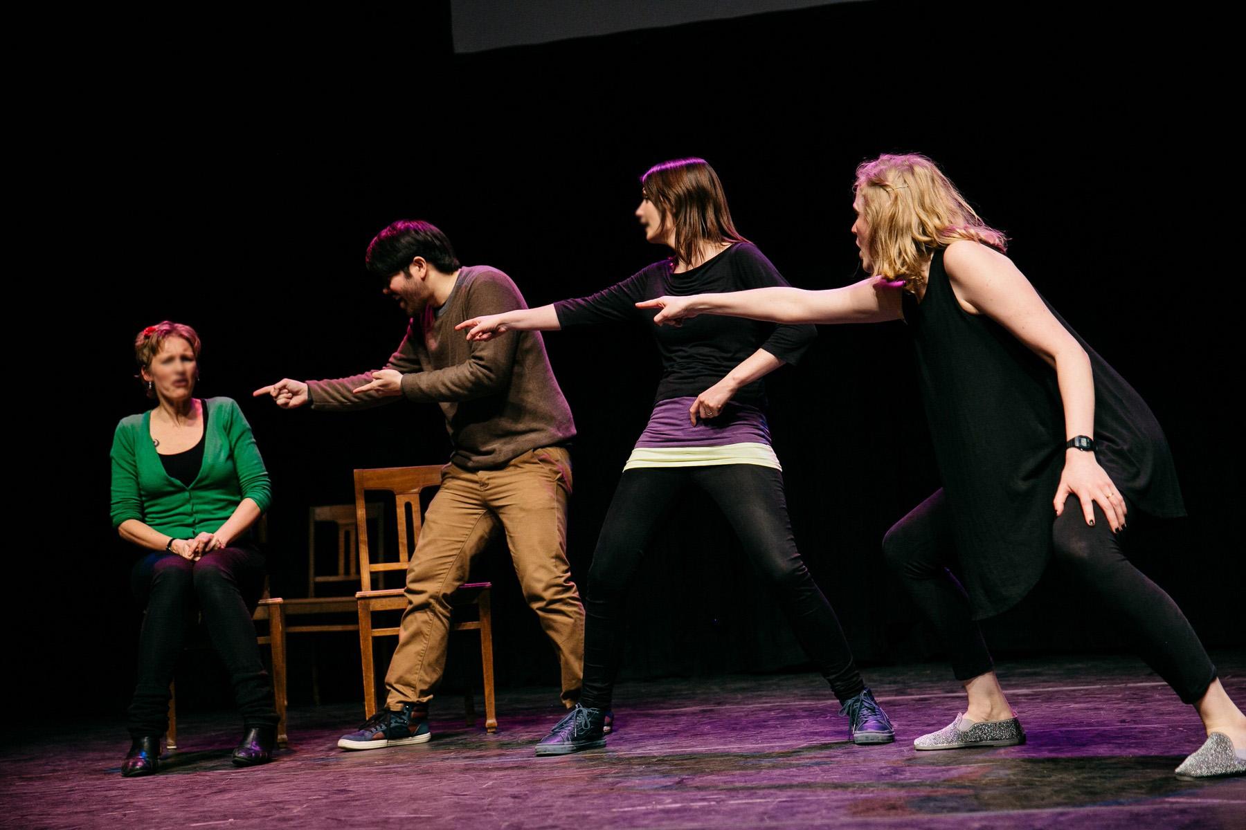 improwizacja kabaretowa warsztaty