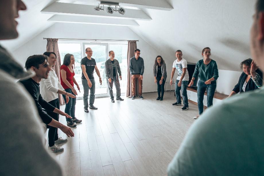 team building improwizacja kabaretowa