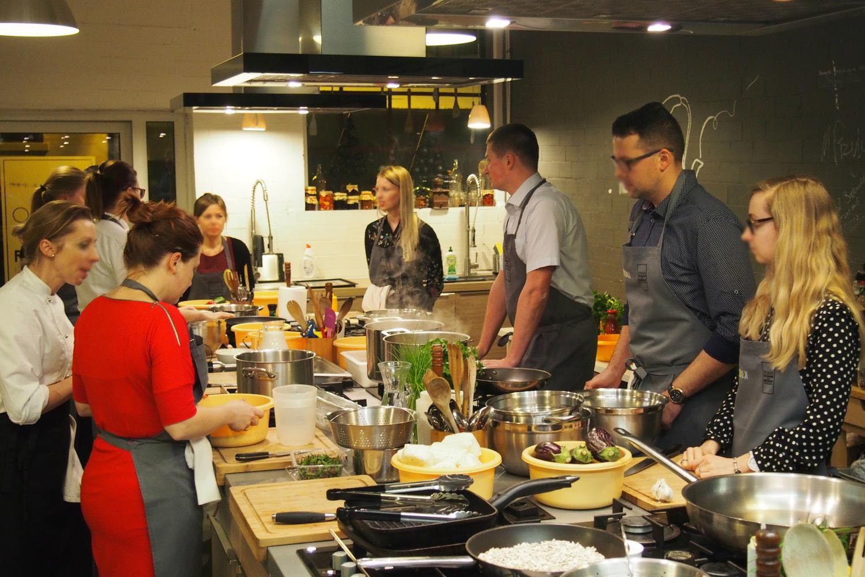warsztaty kulinarne dla firm