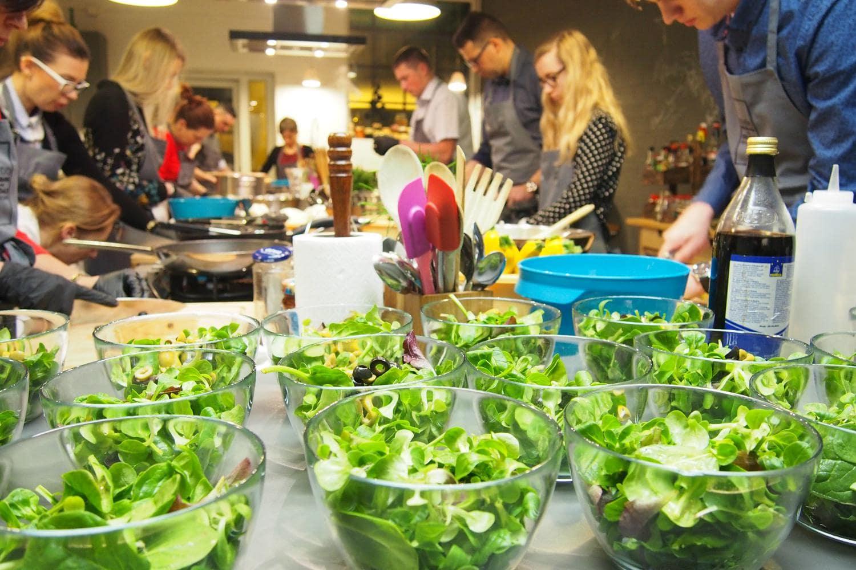 kulinarne warsztaty pracownicze