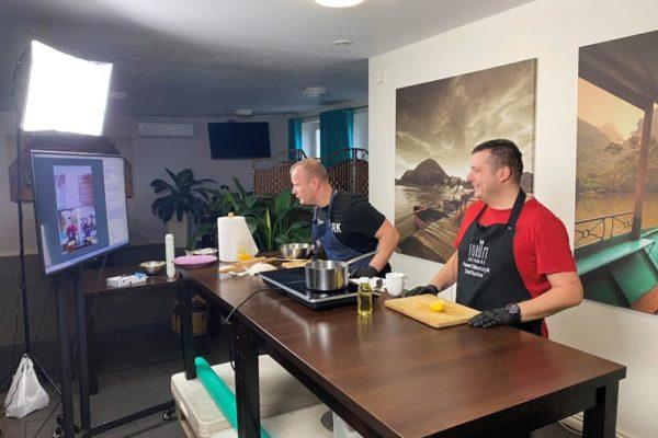 firmowe warsztaty kulinarne online